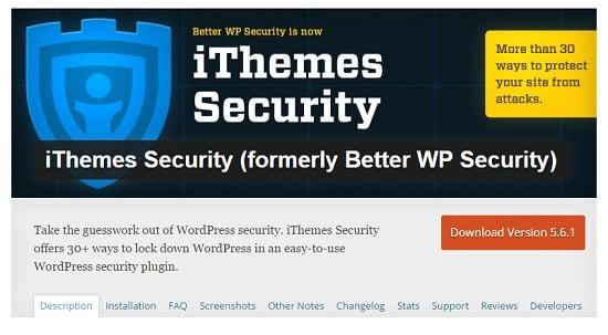 ithemes wordpress