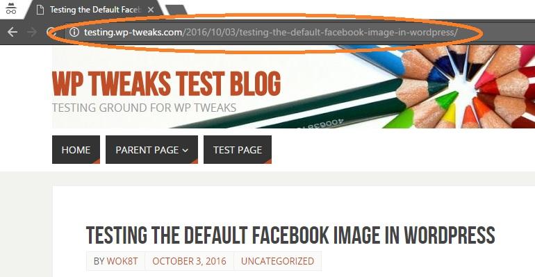 Change Header Image per Page