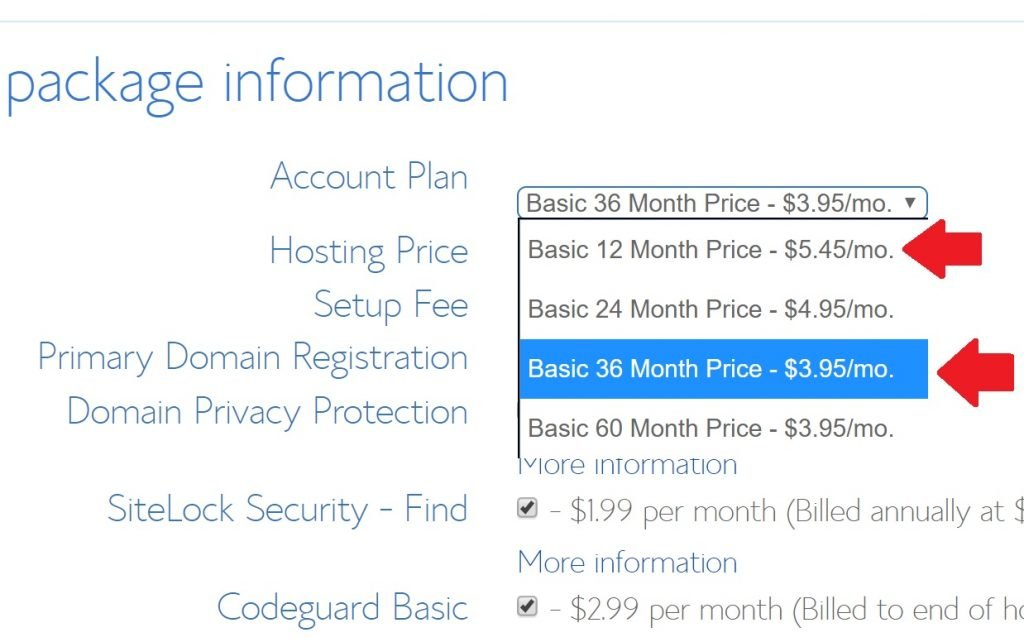 The real Bluehost deals are revealed here