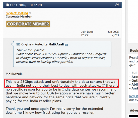 Indian web hosts don't own their datacenters
