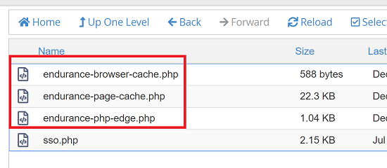 Bluehost Caching Plugins Enabled by Default