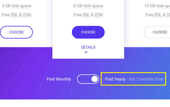 Kinsta's Worth it - Yearly Plan with 2 Months Free
