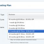 Biggest Discount - Hostgator Business Hosting Plan