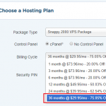 Hostgator Coupon Code 75% Off for VPS Plans
