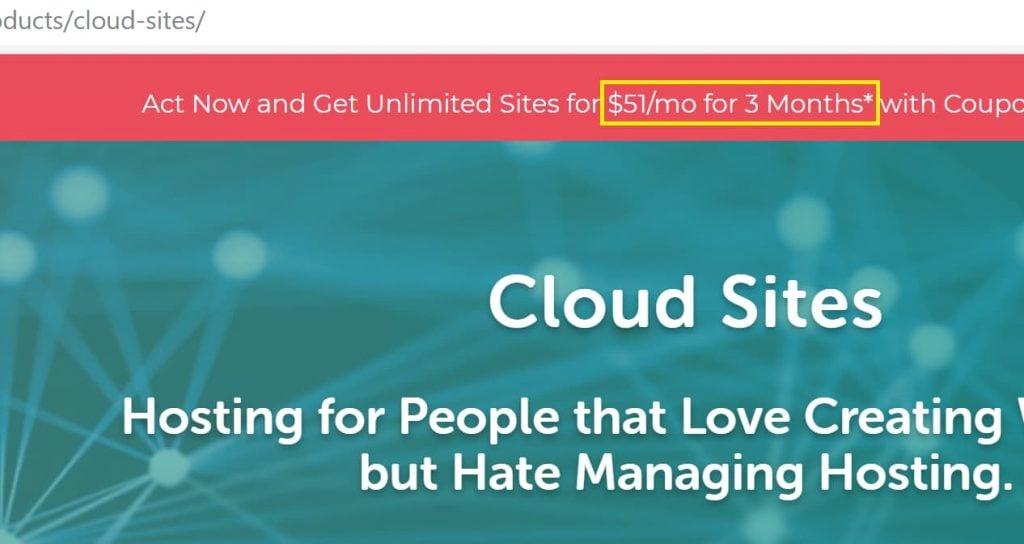 Liquid Web Cloud Sites - Limited Discounts