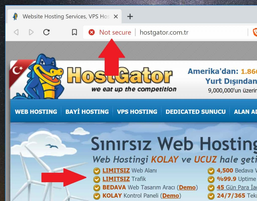Hostgator Europe is only Turkey - and it's horrible