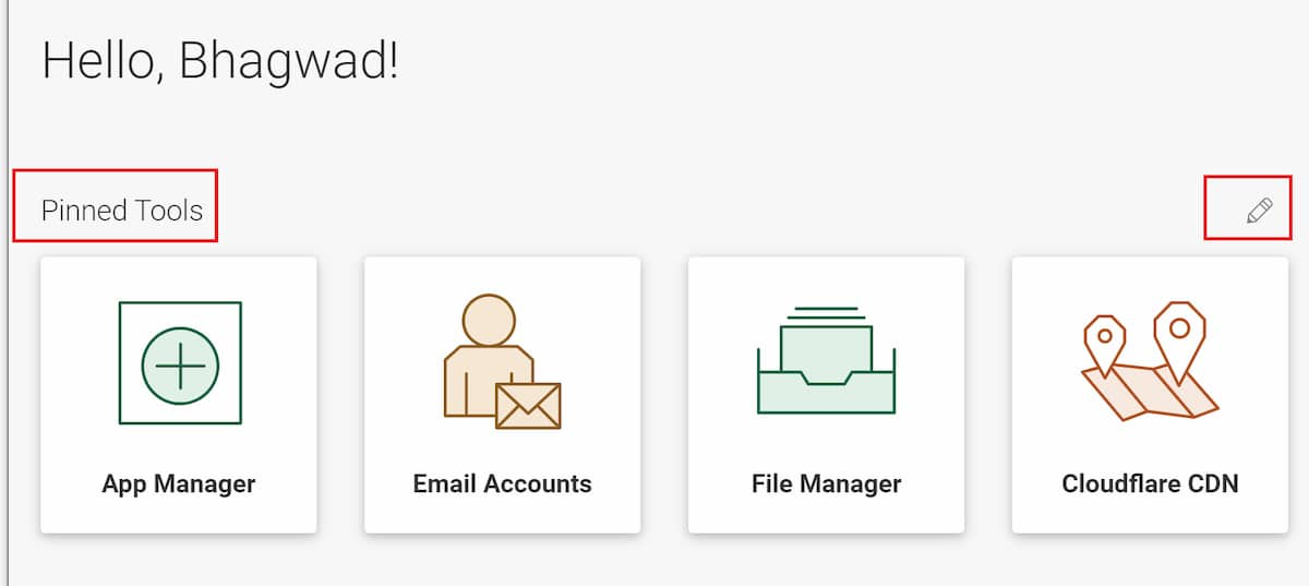 The New SiteGround Interface without cPanel