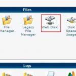 Hostgator WebDAV Access