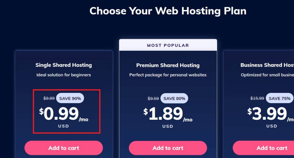 Hostinger Prices Get REAL Low!