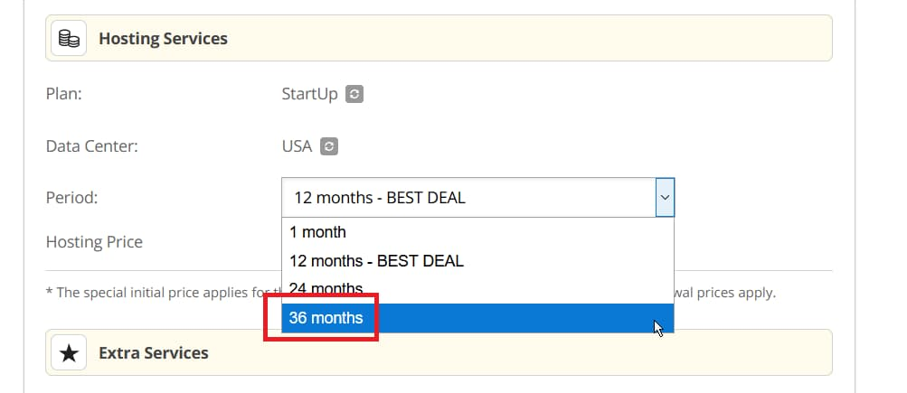 SiteGround Best Deal is Available Only for 12-Months