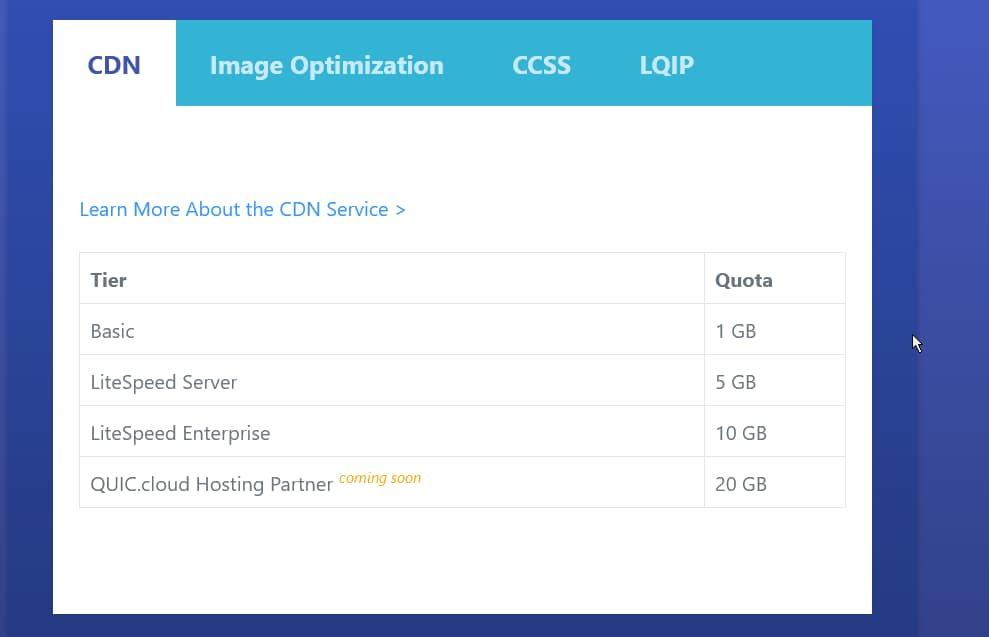 NameHero QUIC.cloud LiteSpeed Enterprise